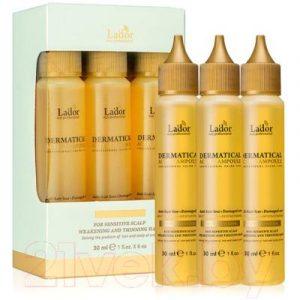 Ампулы для волос La'dor Dermatical Active Ampoule