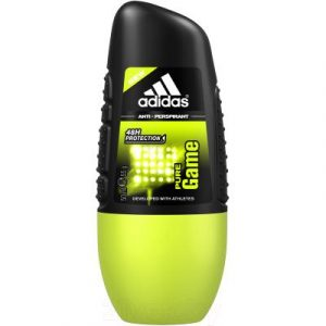 Антиперспирант шариковый Adidas Pure Game Anti-Perspirant Roll-On