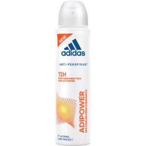 Антиперспирант-спрей Adidas Adipower 72ч