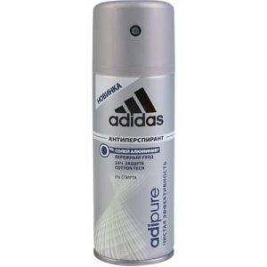 Антиперспирант-спрей Adidas Adipure 48ч для мужчин