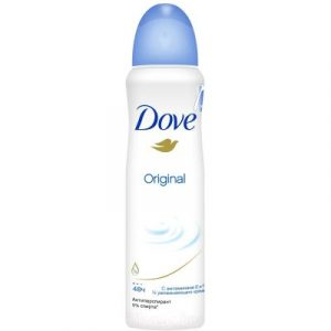 Антиперспирант-спрей Dove Original
