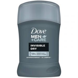 Антиперспирант-стик Dove Экстразащита без белых следов