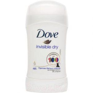 Антиперспирант-стик Dove Невидимый