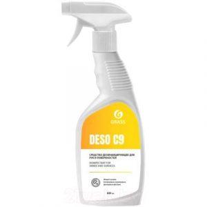 Антисептик для рук Grass Deso C9 / 550023