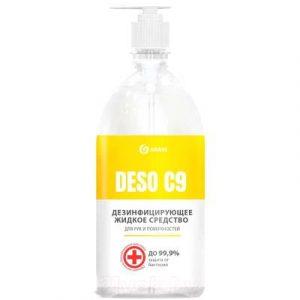 Антисептик для рук Grass Deso C9 / 550070
