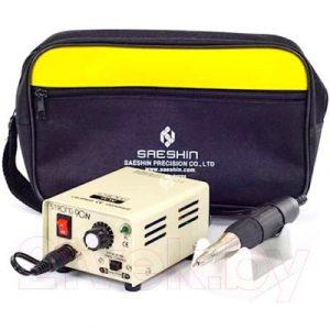 Аппарат для маникюра STRONG 90N/102 без педали в сумке
