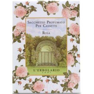 Ароматическое саше L'Erbolario Роза для комода