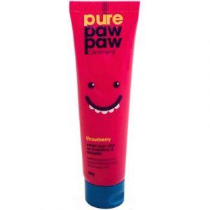 Бальзам для губ Pure Paw Paw Клубника