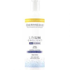 Бальзам для тела Dermedic Emolient Linum