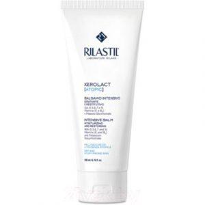 Бальзам для тела Rilastil Xerolact Atopic интенсивный увлажняющий восстанавл. д/сухой кожи