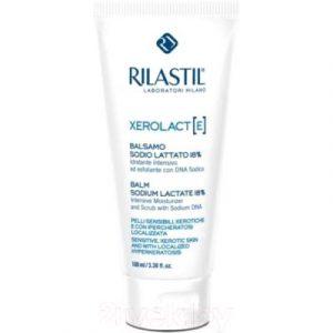 Бальзам для тела Rilastil Xerolact E увлажн. 18% соли молочной кислоты д/чувст. сухой кожи
