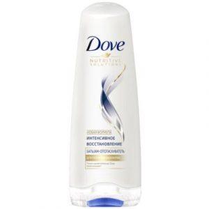 Бальзам для волос Dove Нair Therapy интенсивное восстановление