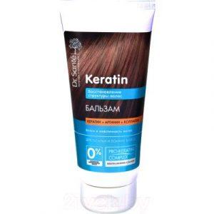 Бальзам для волос Dr. Sante Keratin