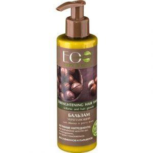 Бальзам для волос Ecological Organic Laboratorie Укрепляющий для объема и роста волос