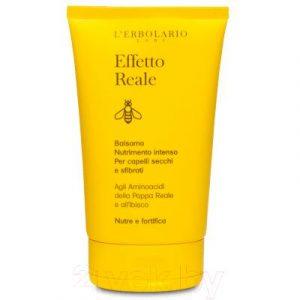 Бальзам для волос L'Erbolario Реальный эффект. Интенсивное питание сухих и ломких волос