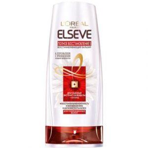 Бальзам для волос L'Oreal Paris Elseve полное восстановление 5 экстракт календулы+керамиды