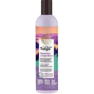 Бальзам для волос Natura Siberica Doctor Taiga Био защита цвета для окрашенных волос