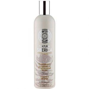 Бальзам для волос Natura Siberica Защита и энергия для уставших и ослабленных волос