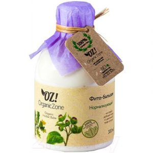 Бальзам для волос Organic Zone Фито нормализующий