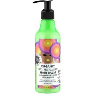 Бальзам для волос Planeta Organica Hair Super Food увлажнение
