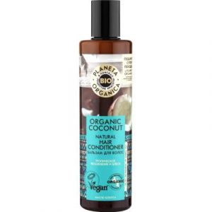 Бальзам для волос Planeta Organica Organic Coconut натуральный