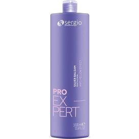 Бальзам для волос Sergio Professional Pro Expert Silver с антижелтым эффектом