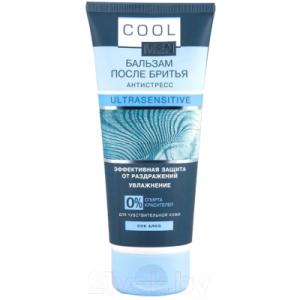 Бальзам после бритья Cool men Ultrasensitive для чувствительной кожи