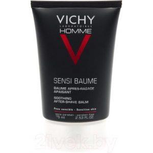 Бальзам после бритья Vichy Homme смягчающий для чувствительной кожи