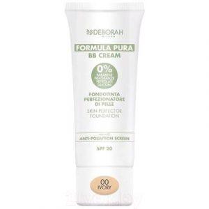BB-крем Deborah Milano Formula Pura Skin Perfector Foundation SPF20 тон 00