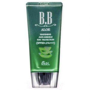 BB-крем Ekel Aloe с экстрактом алоэ и коллагена SPF50+
