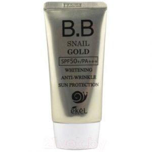 BB-крем Ekel Snail Gold с фильтратом муцина улитки