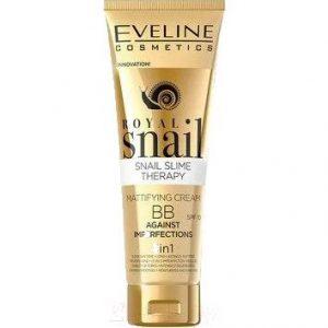 BB-крем Eveline Cosmetics Royal Snail 8 в 1 матирующий