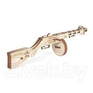 Брелок Армия России Пистолет-пулемет / AR-K001
