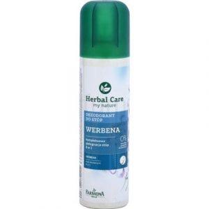 Дезодорант для ног Farmona Herbal Care вербена 8 в 1