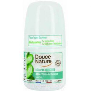 Дезодорант шариковый Douce Nature Nature биоорганический с алоэ вера