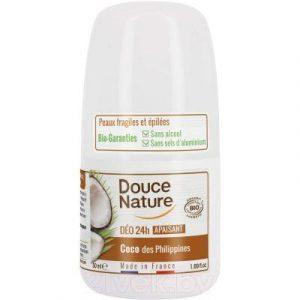 Дезодорант шариковый Douce Nature Органический кокос