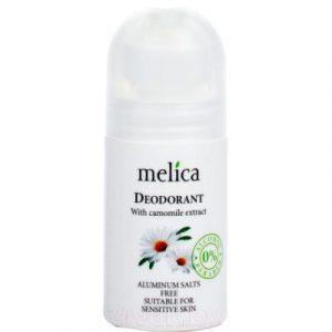 Дезодорант шариковый Melica Organic С экстрактом ромашки
