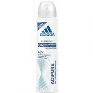 Дезодорант-спрей Adidas Adipure 48ч для женщин