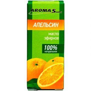 Эфирное масло Aroma Saules Апельсин