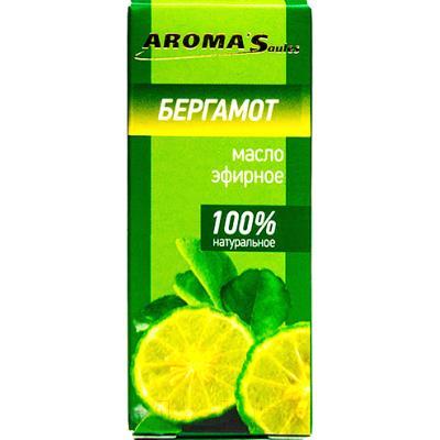 Эфирное масло Aroma Saules Бергамот