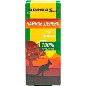 Эфирное масло Aroma Saules Чайное дерево