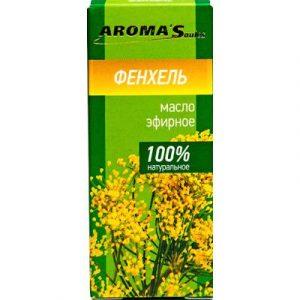 Эфирное масло Aroma Saules Фенхель