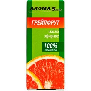 Эфирное масло Aroma Saules Грейпфрут