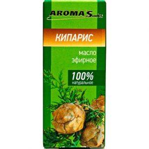 Эфирное масло Aroma Saules Кипарис