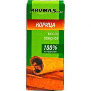 Эфирное масло Aroma Saules Корица