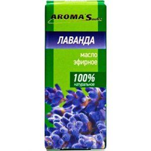 Эфирное масло Aroma Saules Лаванда