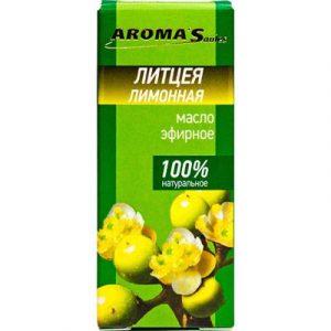 Эфирное масло Aroma Saules Литцея лимонная