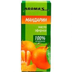Эфирное масло Aroma Saules Мандарин