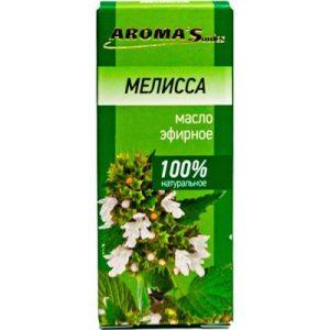 Эфирное масло Aroma Saules Мелисса