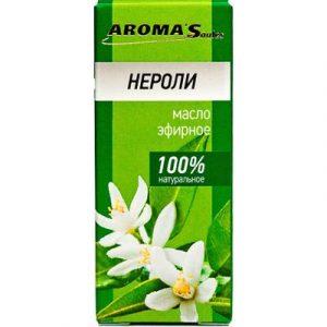 Эфирное масло Aroma Saules Нероли